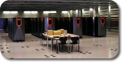 NEC SX-8 at HLRS